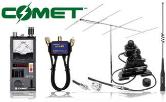 Comet Antennas