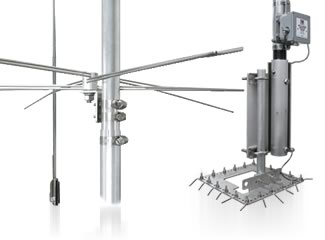 HF Vertical Antennas and Packages at DX Engineering