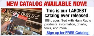 New Catalog! Sign up for Free!