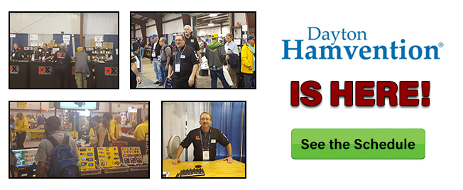 Hamvention is Here!
