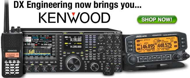 Now Offering Kenwood!