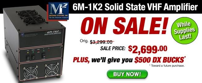 M2 6M-1K2 On Sale!