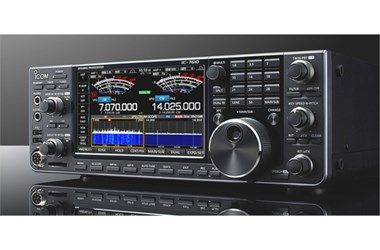ICOM IC-7610 HF/50MHz All Mode Transceivers IC-7610