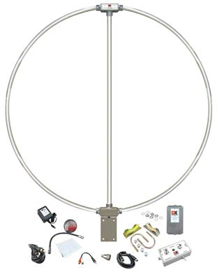 DX Engineering RF-PRO-1B® Active Magnetic Loop Antennas DXE-RF-PRO-1B