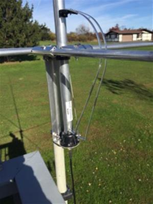 Hy-Gain SPT-500 Super Penetrator HF Vertical Antennas SPT-500