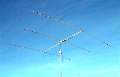 Hy-Gain HF Beam Antennas TH-3MK4