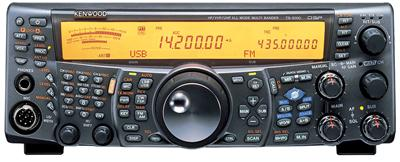 Kenwood TS-2000 HF/VHF/UHF Transceivers TS-2000