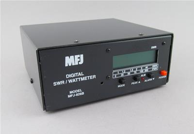 MFJ 826B Digital SWR/Wattmeters MFJ-826B