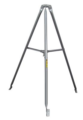 Rohn Tripod Roof Towers Trt60 Free Shipping On Most Orders Over 99 At Dx Engineering
