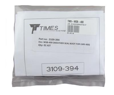 Times Microwave WSB Series Weather Seal Boots 3109-394