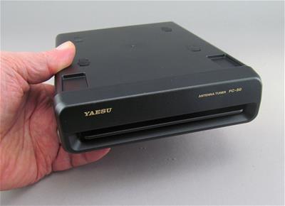 Yaesu FC-50 External Antenna Tuners FC-50