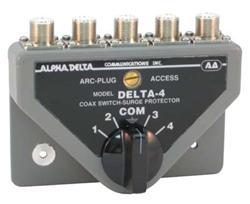 Alpha Delta DELTA-4B - Alpha Delta Coax Switches