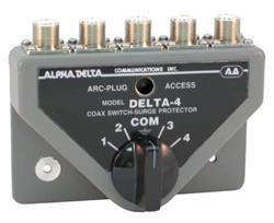 Alpha Delta DELTA-4B - Alpha Delta Coax Switches