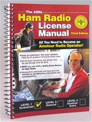 arrl ham radio license manual 0475 free shipping on most orders rh dxengineering com arrl ham radio license manual 3rd edition arrl ham radio license manual 4th edition (spiral bound)