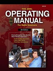 ARRL 1093 - The ARRL Operating Manual for Radio Amateurs 9th Edition