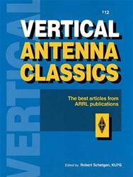 ARRL 5218 - ARRL - Vertical Antenna Classics