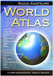 Arrl S Radio Amateurs World Atlas 5226 Free Shipping On