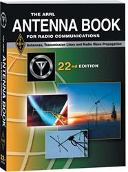ARRL 6948 - The ARRL Antenna Book 22nd Edition
