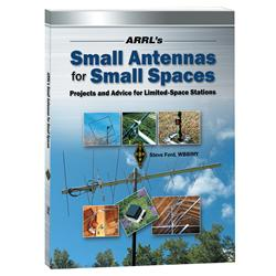 ARRL 8393 - ARRL's Small Antennas for Small Spaces