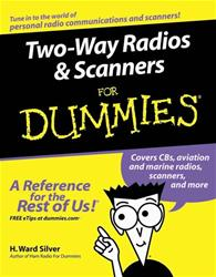 ARRL 9696 - ARRL - Two-Way Radios and Scanners for Dummies