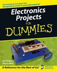 ARRL 9944 - ARRL - Electronics Projects for Dummies
