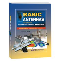 ARRL 9994 - ARRL - Basic Antennas--Understanding Practical Antennas and Designs