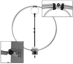 CHAMELEON ANTENNA F-Loop Plus 2 0 Portable HF Loop Antennas F-LOOP PLUS 2 0