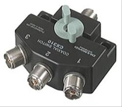 Diamond Antenna CX310A - Diamond Antenna CX-310A Heavy Duty Wideband Coaxial Switches