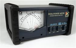 Daiwa Products CN-501H - Daiwa 501H HF/VHF Bench Meters