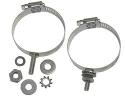 DX Engineering DXE-ECLS-175 - DX Engineering Stainless Mounting Clamps with Studs