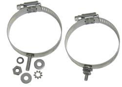 DX Engineering DXE-ECLS-325 - DX Engineering Stainless Mounting Clamps with Studs