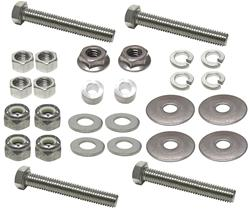 DX Engineering DXE-MBV-TB-1HWK - DX Engineering Replacement Tilt Base Hardware Kits