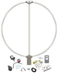 DX Engineering DXE-RF-PRO-1B - DX Engineering RF-PRO-1B® Active Magnetic Loop Antennas