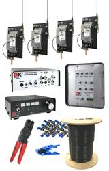 DX Engineering DXE-RFS-SYS-4P - DX Engineering Receive Four-Square Complete Array Packages