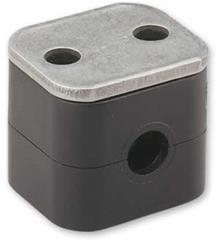 DX Engineering DXE-RSB-I03750 - DX Engineering Resin Support Block Clamps