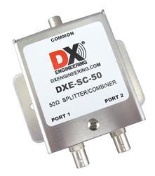 DX Engineering 2-Port Splitter-Combiners DXE-SC-50