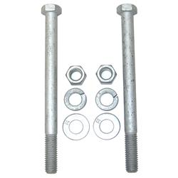 DX Engineering DXE-SDSBOLT-5 - DX Engineering Super Duty Saddle Clamp Hex Bolt Hardware Sets