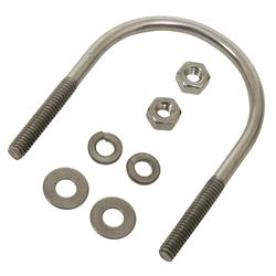 DX Engineering DXE-UBK-HYG-1 - DX Engineering Replacement U-Bolt Kits