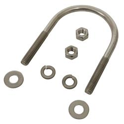 DX Engineering DXE-UBK-HYG-2 - DX Engineering Replacement U-Bolt Kits