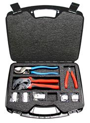 DX Engineering DXE-UT-KIT-CRMP2 - DX Engineering Ultra-Grip 2 Crimp Connector Hand Tools and Tool Kits