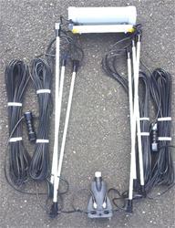 ICOM AH-710 - ICOM AH-710 Folded Dipole Antennas