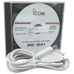 ICOM IP Remote Control Software RS-BA1