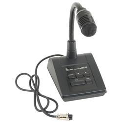 icom sm-50 - icom sm-50 desktop microphones