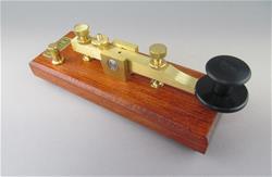 Kent Morse Keys SK-1 - Kent Morse Keys Straight Keys