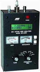 MFJ MFJ-259B - MFJ 259B HF/VHF SWR Analyzers