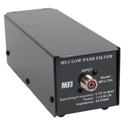 Mfj low pass tvirfi filters mfj 704 free shipping on most orders mfj mfj 704 mfj low pass tvirfi filters reheart Image collections