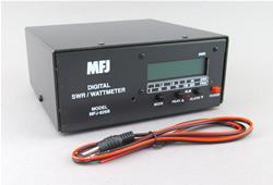 MFJ MFJ-826B - MFJ 826B Digital SWR/Wattmeters