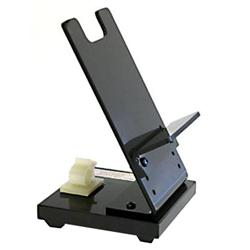 nifty accessories ht radio desk stands ht stand free shipping on most orders over 99 at dx. Black Bedroom Furniture Sets. Home Design Ideas