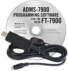 RT Systems Radio Programming Software ADMS-7900-USB