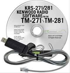 RT Systems Radio Programming Software KRS-271/281-USB